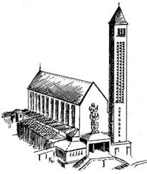 Journées du patrimoine 2016 : J. El-khaddar à  l'église St Joseph et à la Basilique de la Trinité
