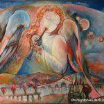 """Jacques El-Khaddar """"Ouvrier de l'Art"""" extraits du livre"""